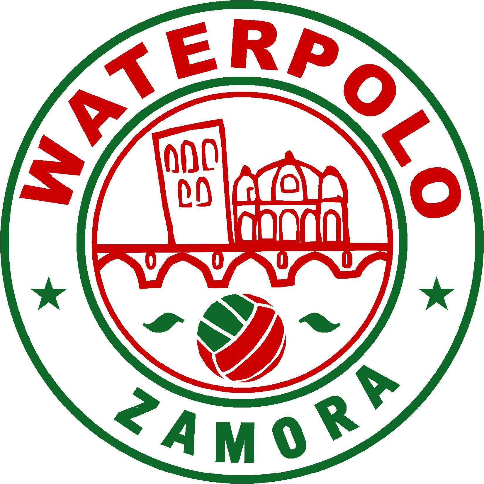 logo waterpolo zamora